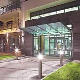 Capital Art Apartments wejście do budynku